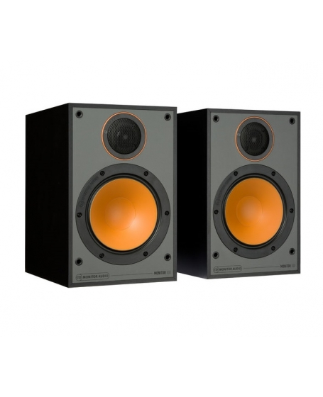 ( Z ) Monitor Audio Monitor 100 Bookshelf Speaker ( DU ) - Sold Out 15/05/20