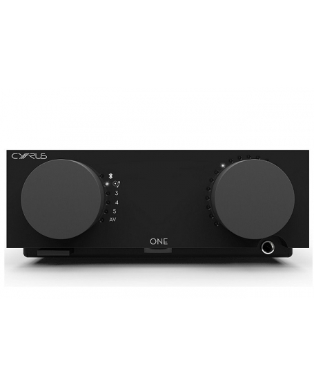 Cyrus One Integrated Amplifier Made in England (Opened Box New)