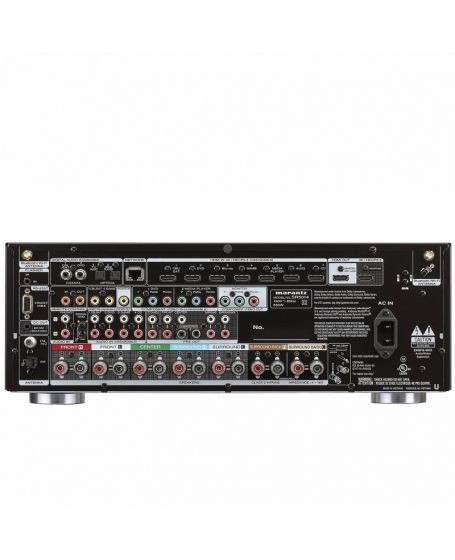 Marantz SR5014 7.2CH 4k Ultra HD AV Receiver (Opened Box New)