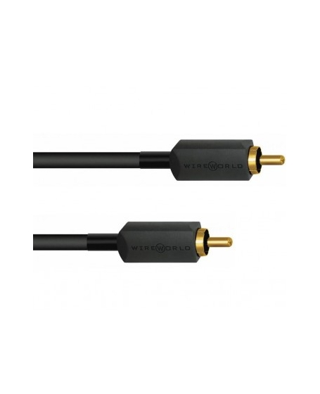 WireWorld Terra Mono Subwoofer Cable 4.0M