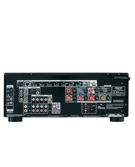 Onkyo TX-NR515 7.2-Channel Network A/V Receiver ( PL ) reserve