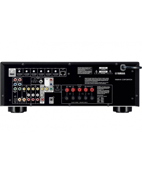 Yamaha RX-V477 5.1-Channel Network AV Receiver ( PL )