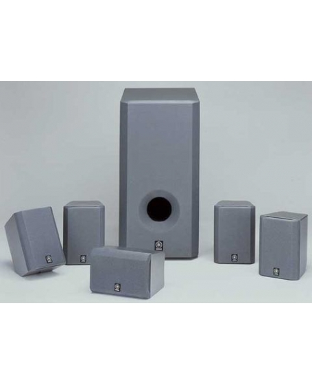 Yamaha NS-P220 5.1Ch Satellite Speaker Package ( PL )