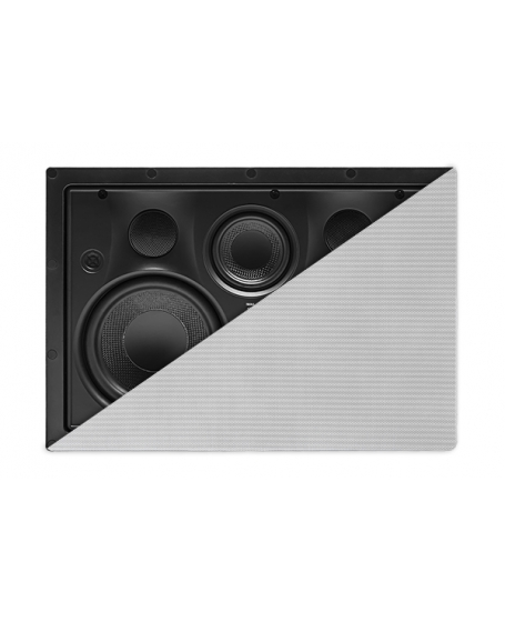 Earthquake EWS-530C Edgeless In-Wall LCR Speaker (Each)