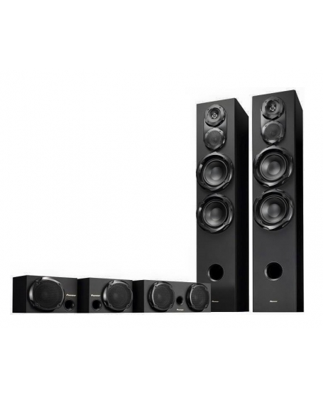 Pioneer SRS-77TB 5.0 Speaker Package ( PL )