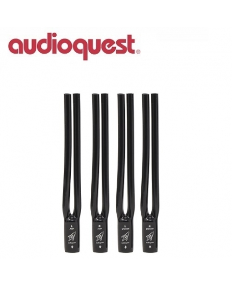 Audioquest Pants For Rocket 22 Full Range (Set Of 4)