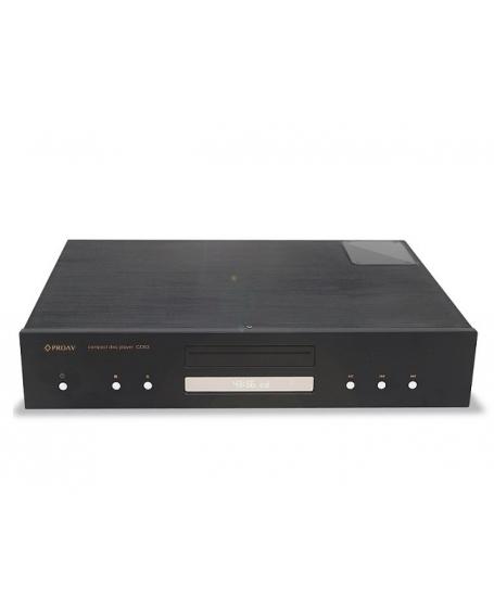 Pro Av CD63 Tube CD Player