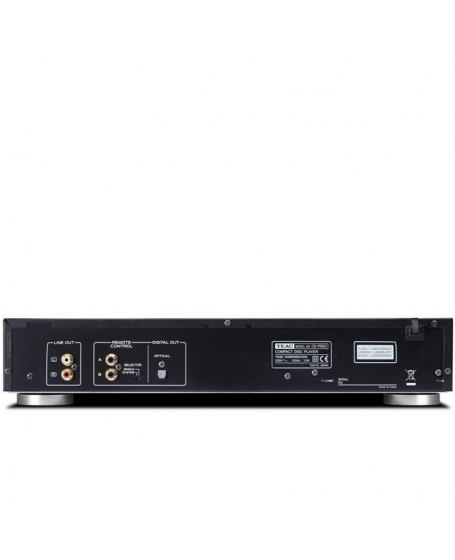 TEAC CD-P650B CD Player With USB ( DU )