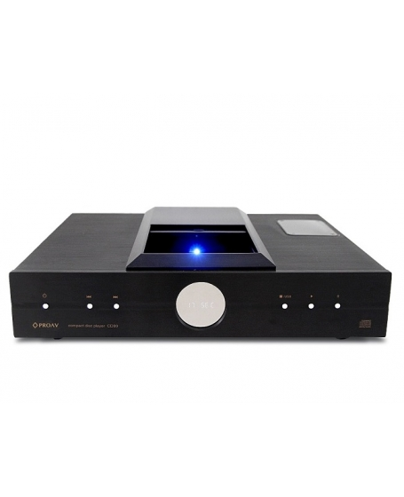 Pro Av CD99 Top Loading Tube HDCD CD Player
