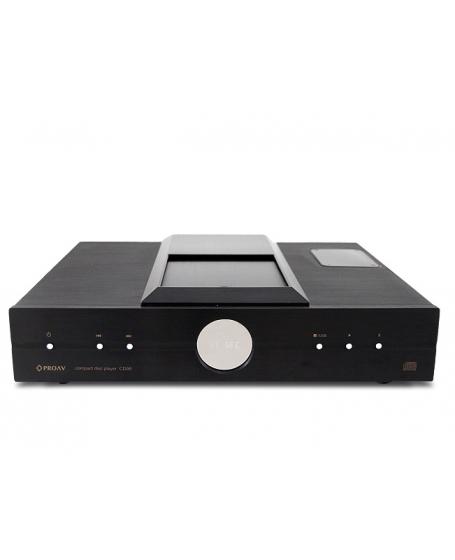 Pro Av CD99 Top Loading Tube HDCD CD Player