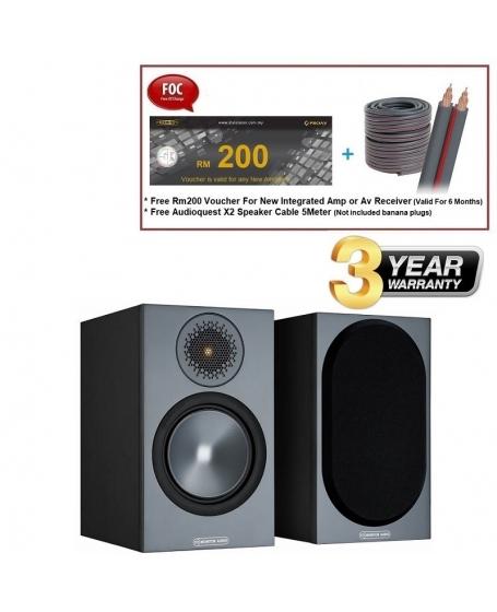 Monitor Audio Bronze 50 6G Bookshelf Speaker