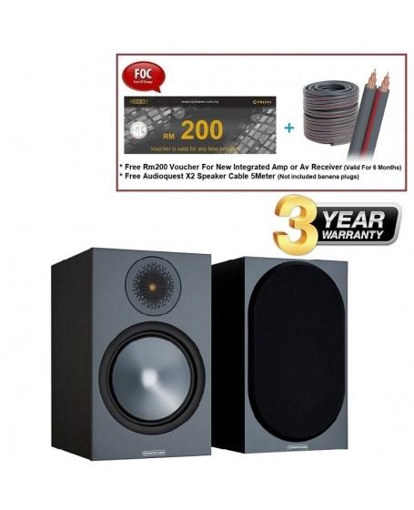 Monitor Audio Bronze 100 6G Bookshelf Speaker