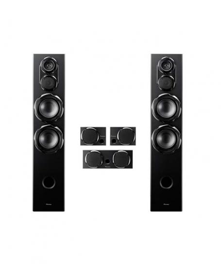 Pioneer S-RS77TB 5.1 Todoroki Speaker System 1000W