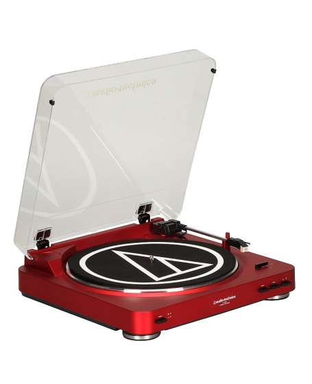 ( Z ) Audio Technica AT-LP60RD Fully Automatic Stereo Turntable ( PL ) - Sold Out 22/06/20
