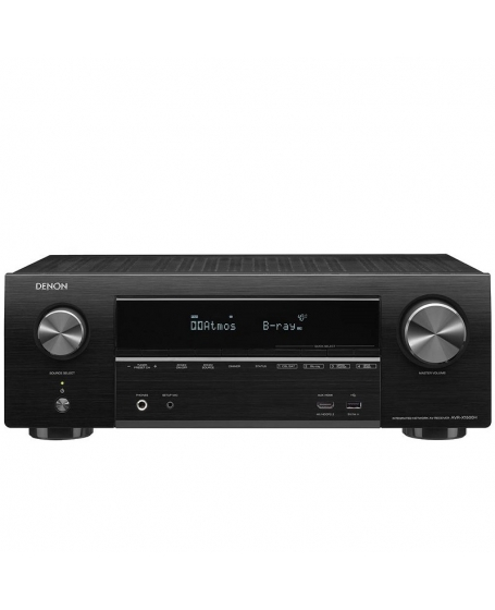 ( Z ) Denon AVR-X1500H 7.2Ch Network AV Receiver ( PL ) - Sold Out 02/07/20