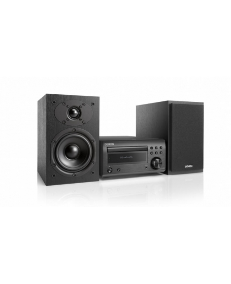 Denon D-M41 HiFi System with CD, Bluetooth FM ( PL )