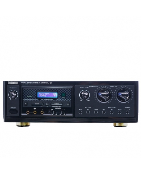 Pro Ktv J6N Professional Karaoke Amplifier