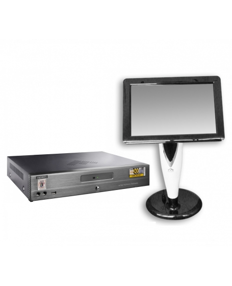 Pro-Ktv KOD 803 Copyrighted KOD Player + 19 Touch Screen ( PL )