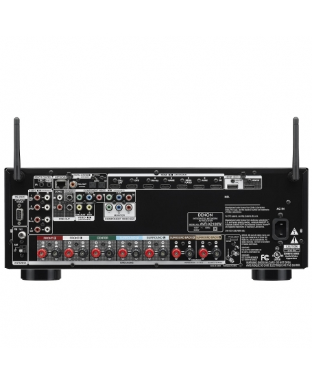 ( Z) Denon AVR-X2100W 7.2Ch Network Receiver ( PL ) - Sold Out 09/07/20
