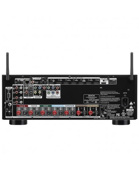 Denon AVR-X2100W 7.2Ch Network Receiver ( PL )