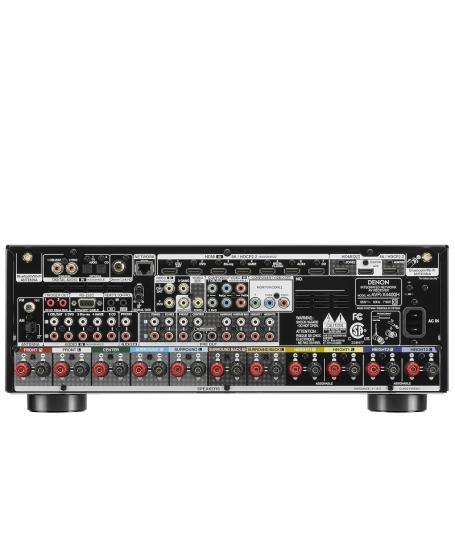 Denon AVR-X4400H 9.2Ch Atmos Network AVReceiver ( DU )