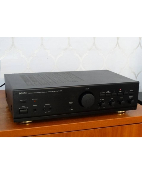 Denon PMA 525R Integrated Amplifier ( PL )