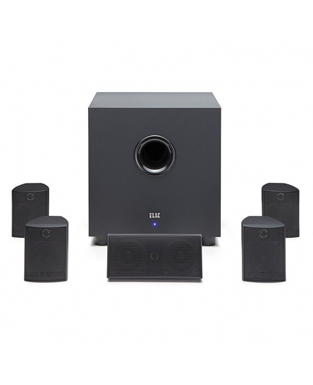 ELAC Cinema 5 5.1Ch Satellite Speaker Package ( PL )