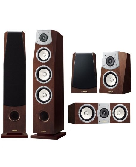 Yamaha NS-AV901 5.0 Speaker Package