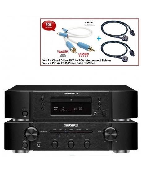 Marantz CD5005 CD Player & PM5005 Integrated Amplifier
