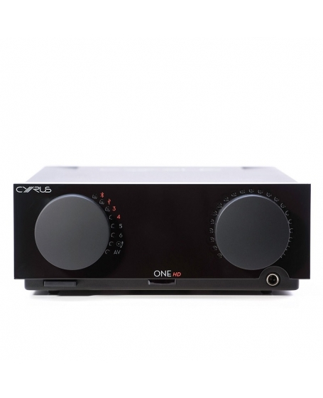 Cyrus ONE HD Integrated Amplifier Made In England