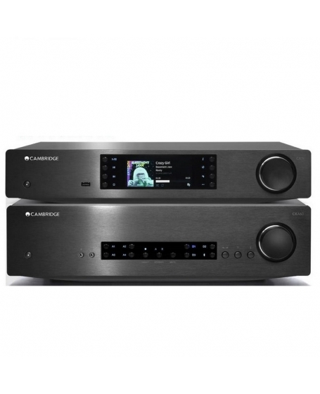 Cambridge Audio CXN V2 + CXA60