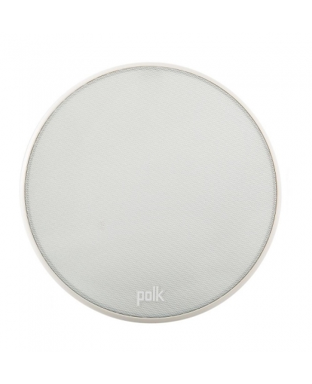 Polk Audio V60 High Performance Vanishing Atmos Ceiling Speaker - Each(Opened Box New)