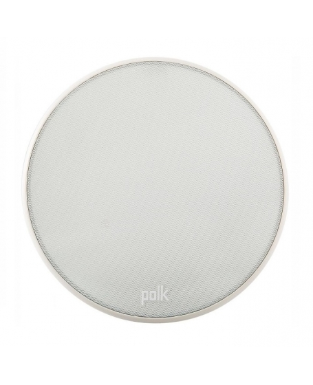 Polk Audio V80 High Performance Vanishing Atmos Ceiling Speaker - Each (Opened Box New)