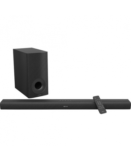 Denon DHT-S316 Soundbar With Wireless Subwoofer ( DU )