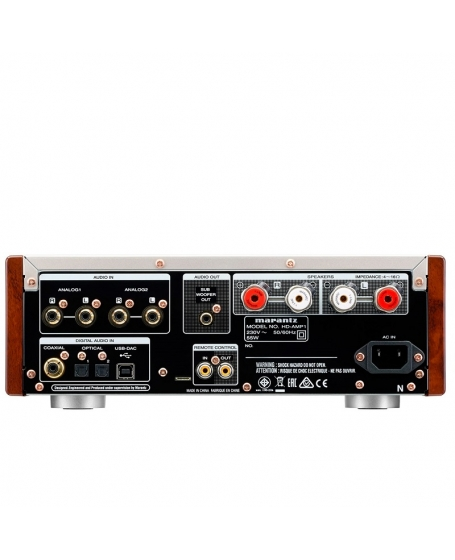 Marantz HD-AMP1 Integrated Amplifier with DAC ( DU )