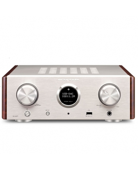 Marantz HD-AMP1 Integrated Amplifier with DAC (Opened Box New)