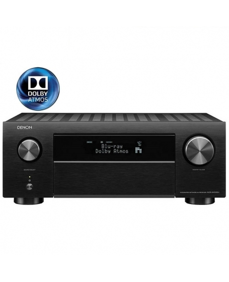 Denon AVR-X4500H 9.2Ch Atmos Network Av Receiver (Opened Box New)