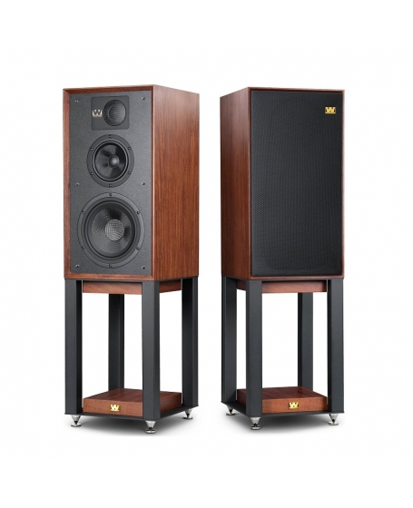 Wharfedale Linton 85th Anniversary Heritage Loudspeaker With Stands ( DU )
