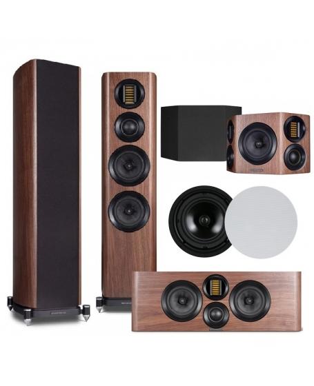 Wharfedale EVO 4.4 Speaker Package