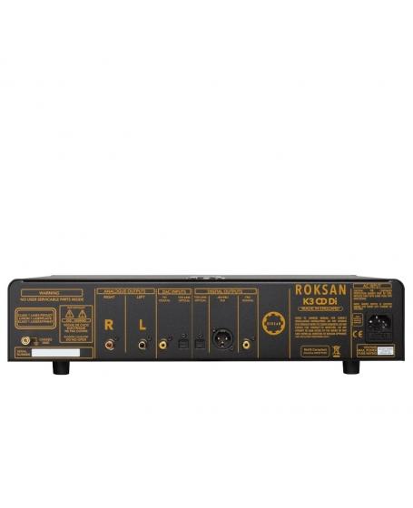 Roksan K3 CD DI Player Made In England ( DU )