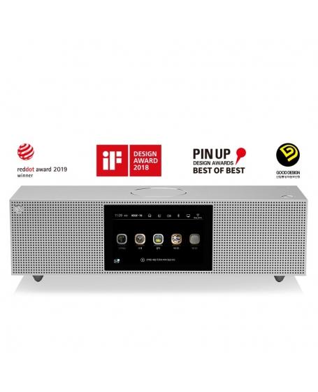 Hifi ROSE RS301 All-In-One HiFi Media Player Made In Korea