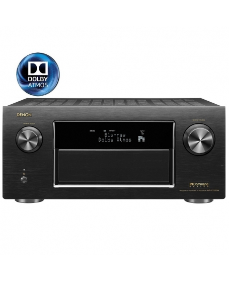 Denon AVR-X7200W 9.2Ch Atmos Network AV Receiver Made In Japan ( PL )