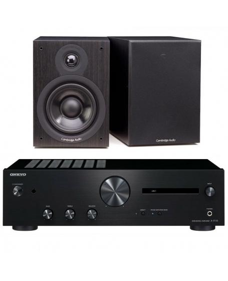 Onkyo A-9110 + Cambridge Audio SX-50 Hi-Fi System Package