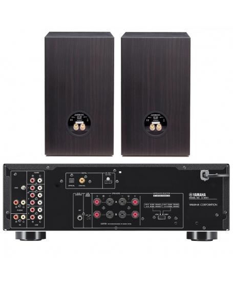 Yamaha A-S501 + Cambridge Audio SX-60 Hi-Fi System Package