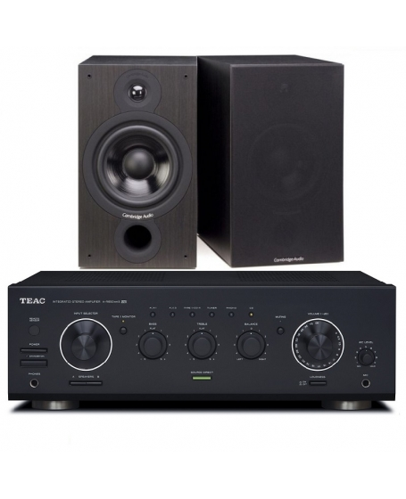 TEAC AR-650MK II  + Cambridge Audio SX-60 Hi-Fi System Package