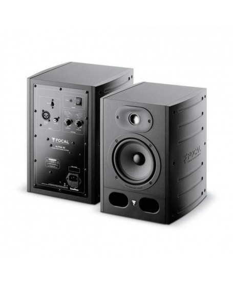 Focal Alpha 50 Active Monitor Loud Speaker (Used In Excellent Condition)