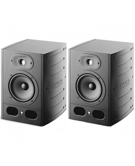 Audio pro black pearl v3 bookshelf speaker for Focal alpha vs yamaha hs