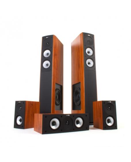 Jamo S626HCS 5.0 Speaker Package ( DU )