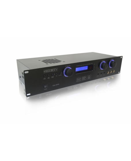 Pro Ktv PP-3000 Pre & Power Amplifier ( PL )