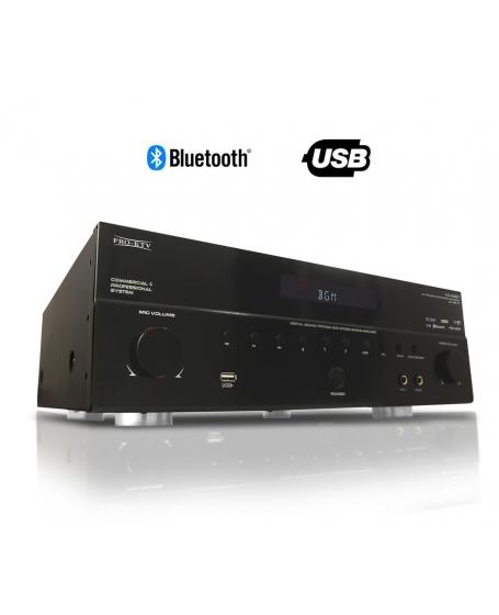 Pro-Ktv KA-33BT Karaoke Amplifier ( PL )